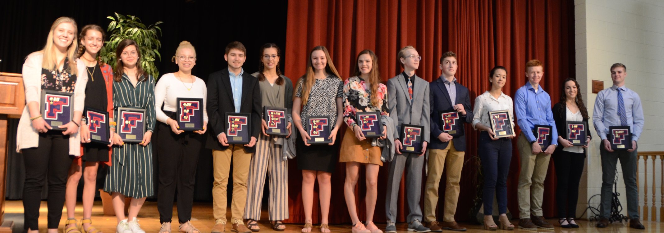 Senior Athletic Awards